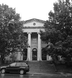 Library - photo by Carol Greene