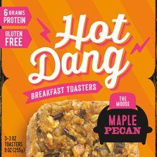 The Moose, maple pecan breakfast toaster