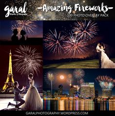 Fireworks Overlays for Photoshop photoshop overlay by marcegaral