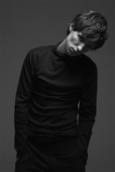 Eddie Redmayne - ph Nicholai Fisher | Man About Town Autumn 2007/Winter 2008 Issue