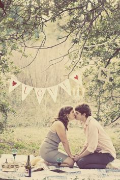 #love #picnic #couple