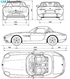 BMW blueprints, vector drawings, clipart and pdf templates Car Drawing Pencil, Line Drawing, Car Prints, Blue Prints, Bmw Serie 1, Bmw Z8, Austin Cars, Automobile, Drawing Techniques