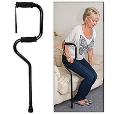Assists As You Stand Up From Seated Position!
