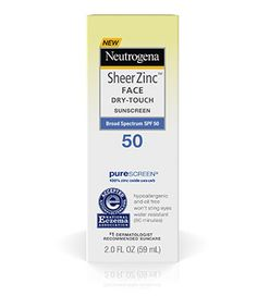 Sheer Zinc™ Face Suncreen Lotion Broad Spectrum SPF 50