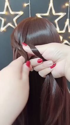 hairstyles for long hair videos Hairstyles Tutorials Compilation 2019 Wedding Guest Hairstyles, Party Hairstyles, Hairstyles For School, Cute Hairstyles, Braided Hairstyles, Beautiful Hairstyles, Casual Updos For Long Hair, Medium Hair Styles, Short Hair Styles