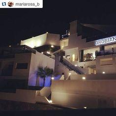 Muchas gracias a @mariarosa_b por esta foto enviada a través de Instagram. Un placer que nos hayas elegido para hacer posible esta deliciosa velada. #Clientes #Calpe #Orobianco #Velada #Restaurante