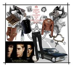 Carry on my wayward son by kyra-angel on Polyvore featuring polyvore, fashion, style, Criminal Damage, BKE, Victoria Beckham, Alexander McQueen, Givenchy, Rustico, Revolver and clothing
