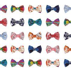 Belle in a bow  Silk twill bow ties, 7 x 4.5 cm www.lamaisondescarres.com #LaMaisonDes... | Use Instagram online! Websta is the Best Instagram Web Viewer!