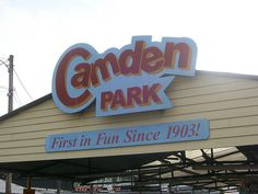 Camden Park, West Virginia's only amusement park—over 100 years old (located in my hometown Huntington) Huntington West Virginia, Camden Park, Mountain States, Ohio River, The Old Days, Old Toys, Amusement Park, Childhood Memories, Cool Photos