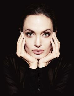 fashion, portrait, angelina