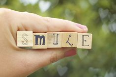 Smile, it's free!