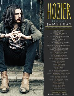 Everyone should be listening to Hozier. E V E R Y O N E.
