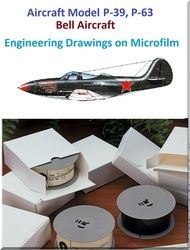 Aircraft Blueprints on Microfilms