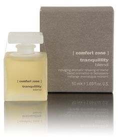 If you haven't exprienced this amazing smell yet, you are missing out!  #ComfortZone #Tranquillity Blend, indulging aromatic oil blend. A unique and exclusive blend of aromatic natural oils and extracts in a delicate and nourishing jojoba oil base, for a complete experience of well-being involving mind and body. With essential oils of rosewood, vanilla, rose, cedar, palmarosa & orange.