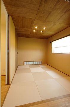 Japan Design Interior, Japanese Interior, Japan Room, Tatami Room, Ulzzang, Zen Room, Minimal Home, Wood Wallpaper, Japanese Architecture