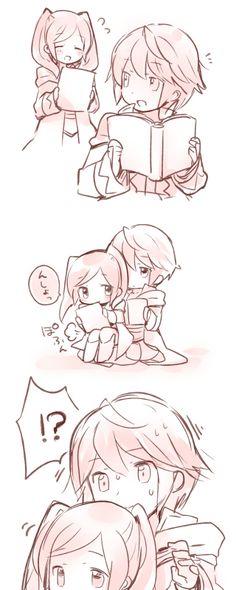 「FE覚醒らくがきログ」/「てう」の漫画 [pixiv]