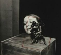 Photography - Man Ray - Lydia with mannequins (original crop) - 1932