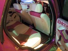 Interior Fiat palio Rosa