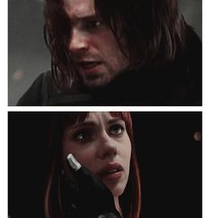 Image shared by 🖤Raphael_ka🖤. Find images and videos about Marvel, bucky barnes and winter soldier on We Heart It - the app to get lost in what you love. Ms Marvel, Marvel Avengers, Marvel Comics, Natasha Romanoff, Bucky Barnes, Sebastian Stan, Bucky And Natasha, Black Widow Winter Soldier, Natalia Romanova
