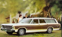 1967 Ford Country Squire Station Wagon | coconv | Flickr