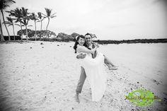 Kona Wedding Photographer at Kukio Beach | Hawaii Photographer http://hawaiiphotographer.com/kona-wedding-photographer-at-kukio-beach/