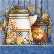 Wake Up Coffee by Diane Knott for Legacy Publishing Group