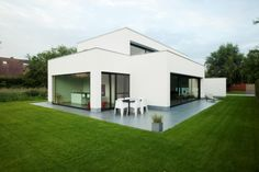 Jan Abbeloos architectenbureau - Mijn Huis Mijn Architect 2013
