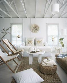 beach cottage feel