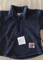 #wunderschöner #Wollpullover blau