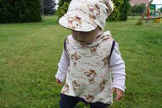 Sommermützen FREEBOOK: Lybstes Beanie mit Schirm! - Lybstes. Bucket Hat, Upcycle, Sewing, Crafting, Fashion, Summer Kids, Moda, Dressmaking, Bob