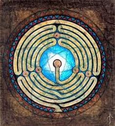 Labyrinth by unknown artist