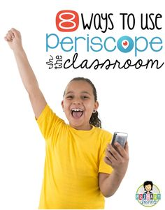 Primary Inspired: Periscope! In the Classroom!