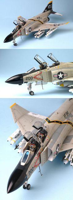 F-4J Phantom II 1/48 Scale Model