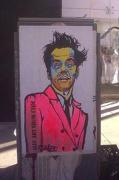 JACK ALEC MONOPOLY STREET ART
