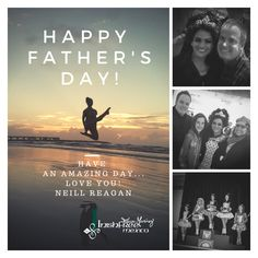 Happy Father's Day!  Specially to Neill Reagan... Thanks for your lessons, support and time all this years!! Love you!  Tania Martínez #InishfreeMexico #IrishDancer #TeamInishfree #DanzaIrlandesa #Inishfree #FelizDiaDelPadre