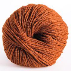 Gloss DK Yarn Knitting Yarn - Marsala - 17 skeins (Portage Cardigan)