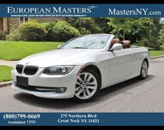 2013 BMW 3 SERIES 328I CONVERTIBLE  - $30895 #cars #europeanmasters #benzforless  http://www.theeuropeanmasters.net/bmw-3-series-328i-convertible-used-great-neck-ny_vid_5420969_rf_pi.html