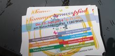 Kutschkermarkt in Wien: Sommergenusspfad Event Ticket, Blue Orchids, The Great Outdoors, Deli Food