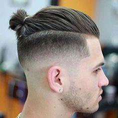 awesome man bun hairstyle décor-Best Man Bun Hairstyle Online