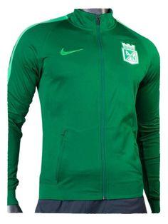 Buso Nike Verde Entrenamiento Atlético Nacional 2017  Marca Nike Talla S M L XL  www.tiendatribunaverde.com.co