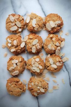 Paleo Anzacs  @The Healthy Chef