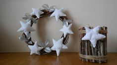 Christmas stars  #art #wood #christmas #stars