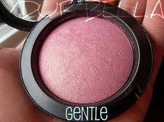MAC Gentle mineralize blush. Fuencarral so far so good