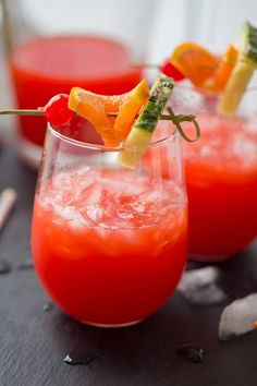 Caribbean Rum Punch Recipe | Yummly