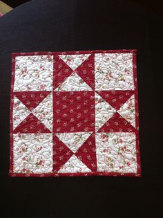 one of my first works My Works, Quilts, Blanket, My Love, Comforters, Blankets, Patch Quilt, Kilts, Carpet