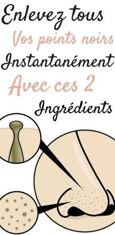 Say goodbye to unpleasant black spots on your nose with this homemade mask. Beauty Tips For Face, Beauty Box, Beauty Make Up, Beauty Secrets, Beauty Care, Diy Beauty, Beauty Hacks, Make Up Anleitung, Hair Removal