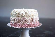 Healthy Birthday Cake Recipe Vanilla Cake with Strawberry