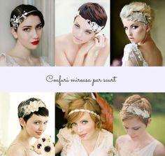 Coafuri mireasa par scurt Hair Beauty, Hairstyle, Crown, Weddings, Fashion, Hair Job, Moda, Hair Style, Corona