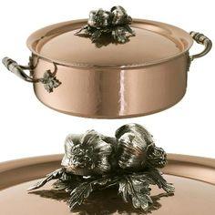 Ruffoni copper cookware