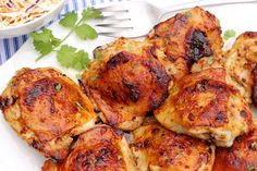 Fountain Avenue Kitchen is a collection of quick, easy and healthy recipes aimed to fit crazy, hectic lifestyles. Chicken Thigh Recipes, Best Chicken Recipes, Turkey Recipes, Asian Recipes, Healthy Recipes, Japanese Recipes, Japanese Food, Chinese Food, Yummy Recipes